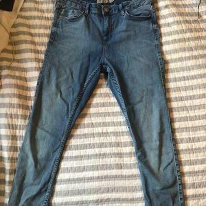 Topshop Jamie Jeans   W32L30